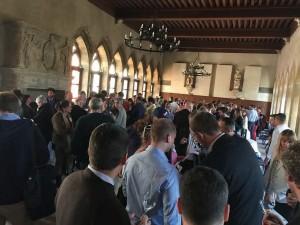 Plus de 300 personnes ont participé à la dégustation de vins clairs organisée par le Club Trésors de Champagne à l'occasion de la Champagne Week.