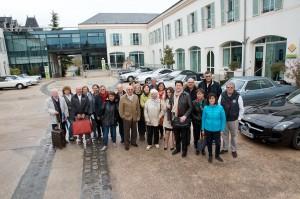Le Club Mercedes France fait étape au SGV.