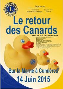 affiche canard 2015