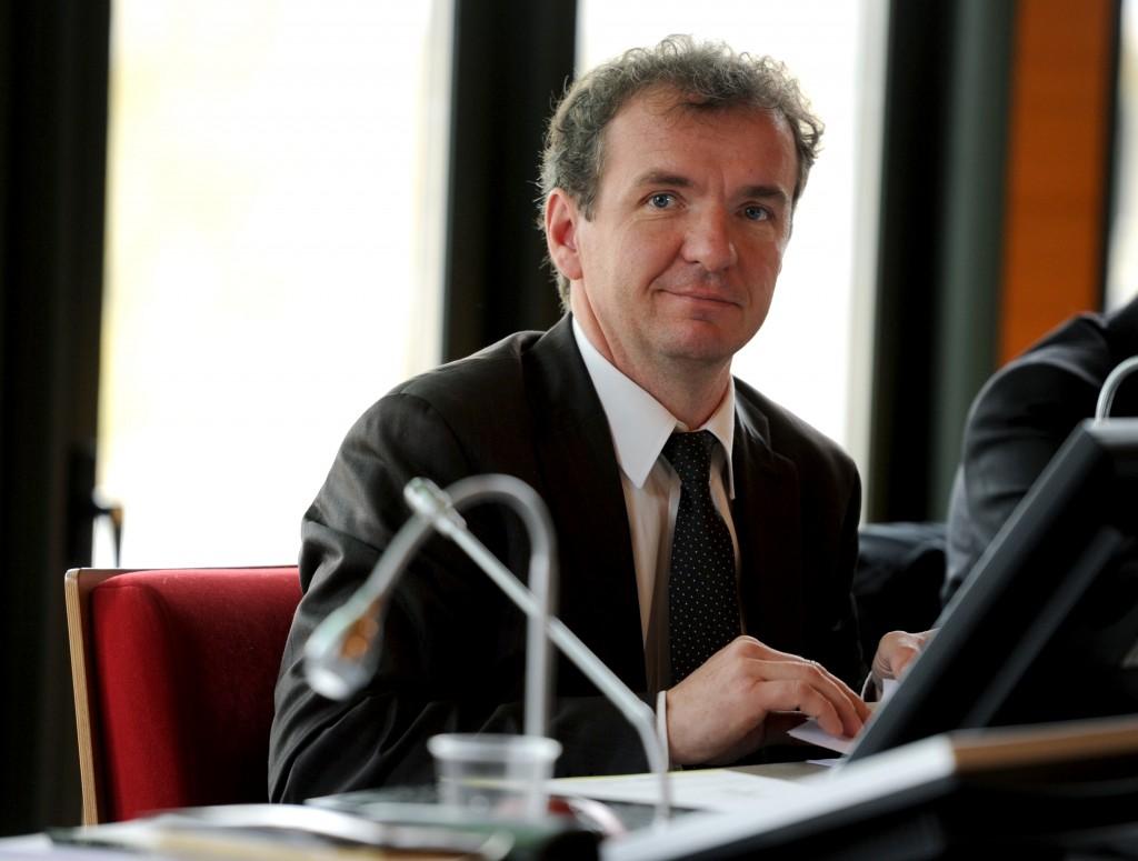 Maxime Toubart, président du SGV