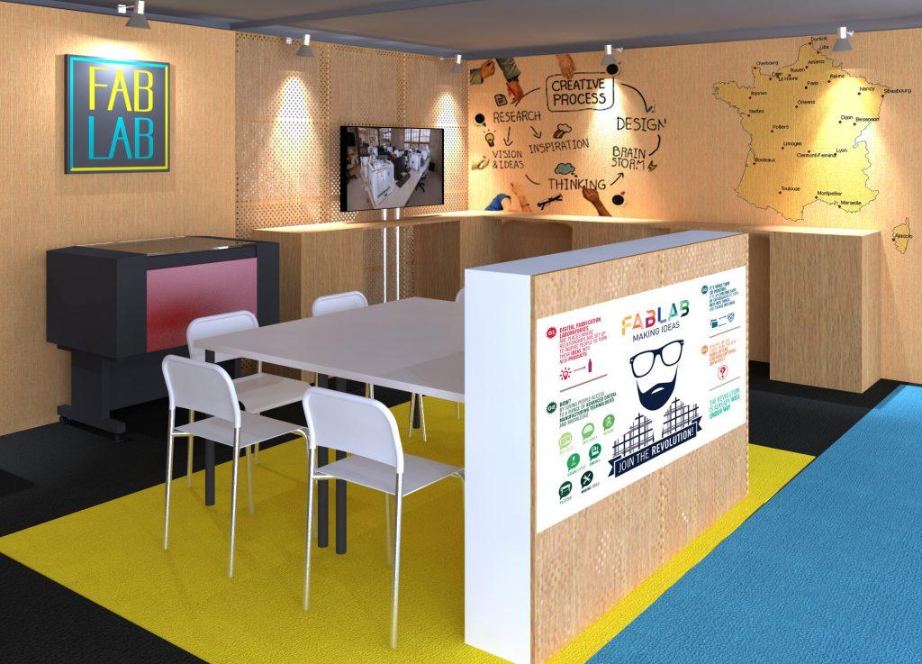 Le Pavillon du Futur accueillera de multiples espaces comme autant de prétextes aux découvertes.