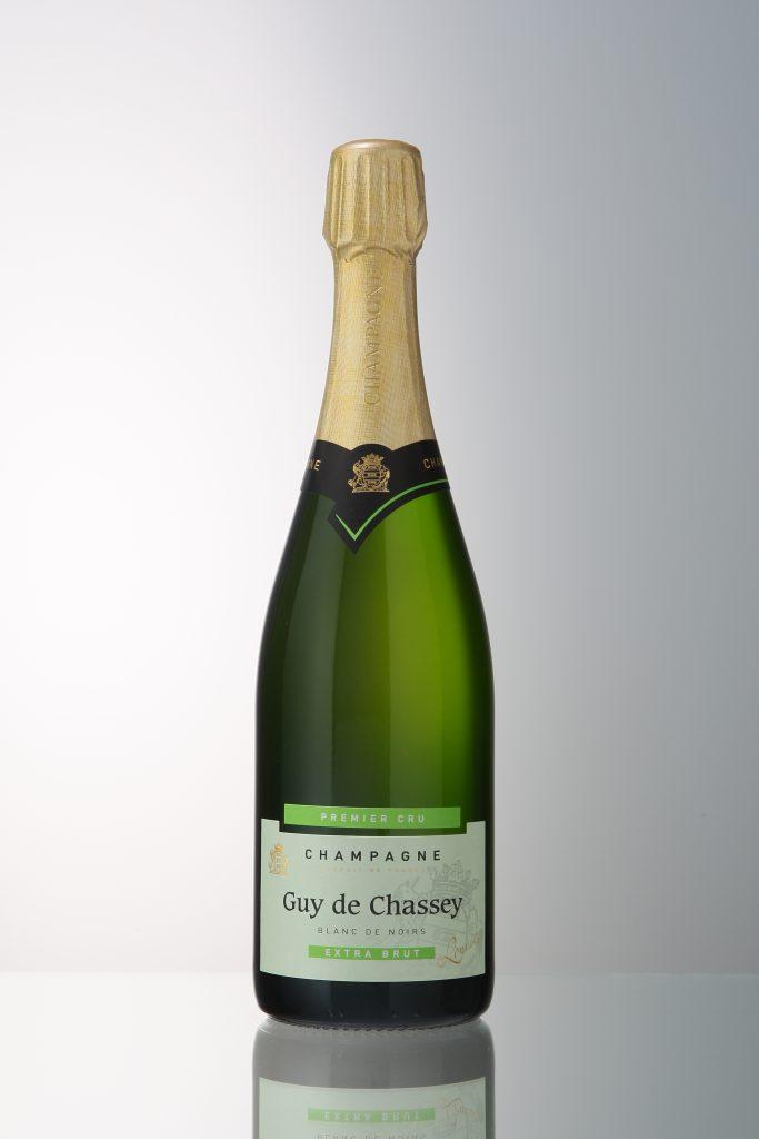 Champagne Guy de Chassey Blanc de Noirs Extra Brut Premier Cru