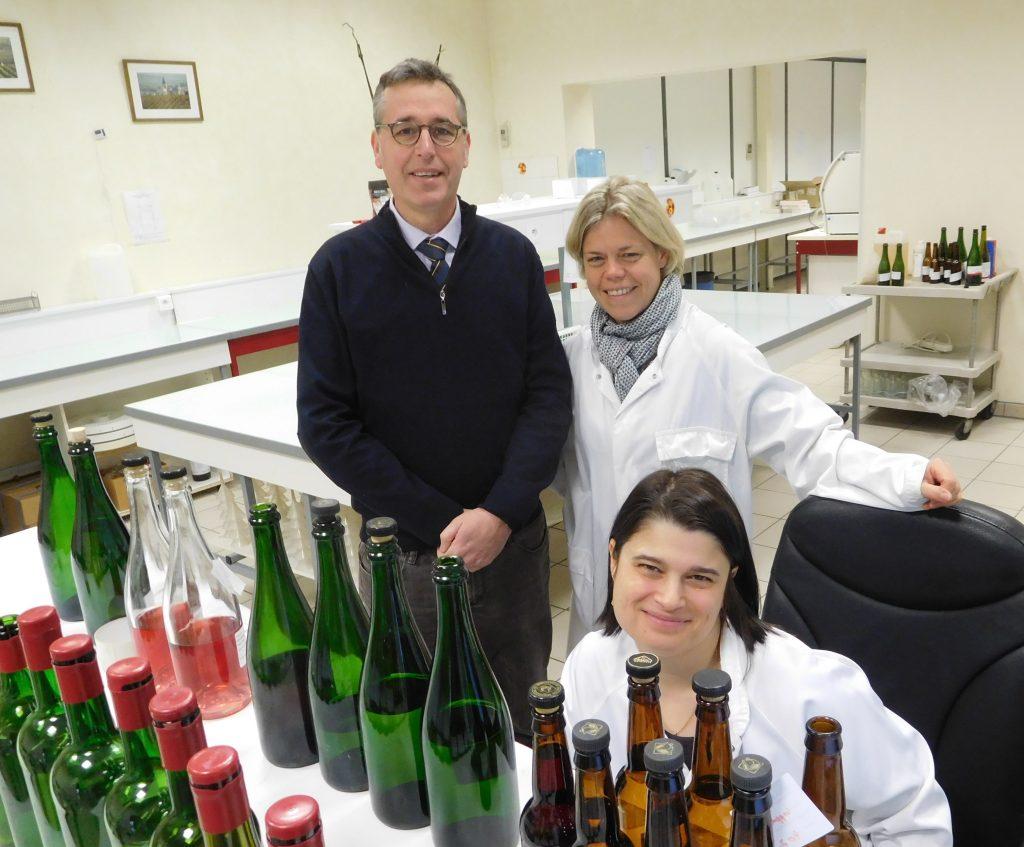 Toute la complexité des vins clairs
