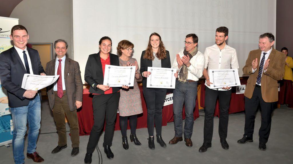 Avize Viti Campus récompense ses apprenants