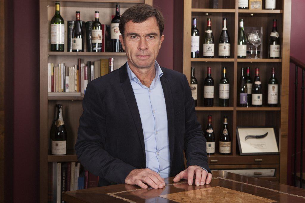 Bernard Farges, le président des Appellations viticoles européennes (EFOW)
