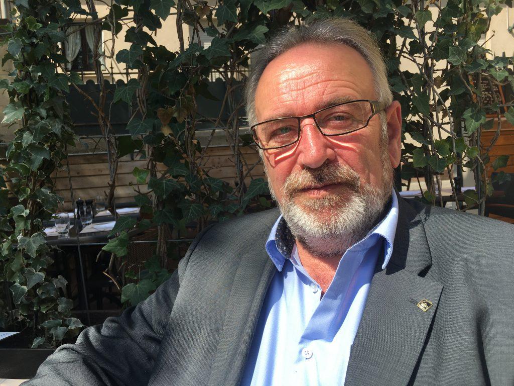 Bruno Rigobert, nouveau président de la fédération Marne de Groupama Nord-Est : «J'ai la mutualisation dans le sang»