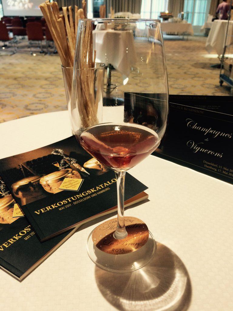 Les champagnes de vignerons traversent le Rhin