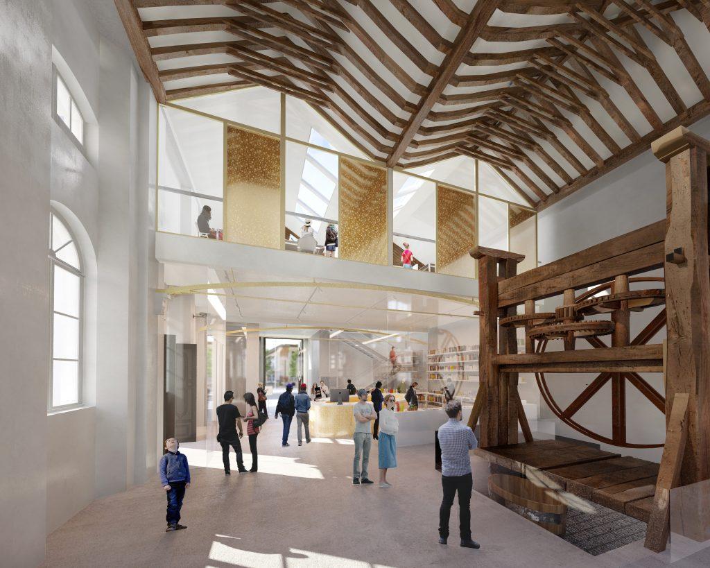 Un musée régional d'archéologie et du vin de Champagne en 2019