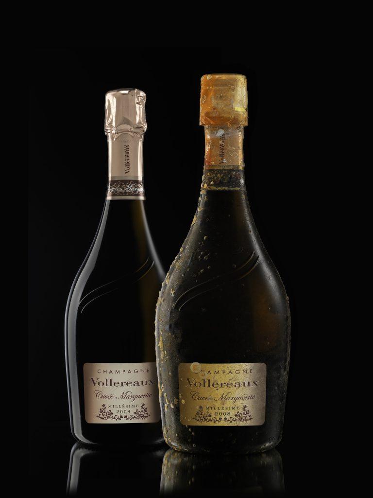 Champagne Vollereaux Cuvée Marguerite Millésime 2008