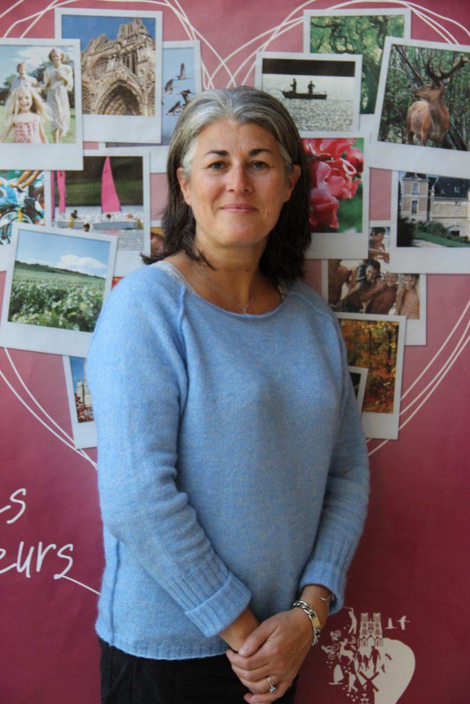 Amélie Savart élue présidente de l'ADT Marne