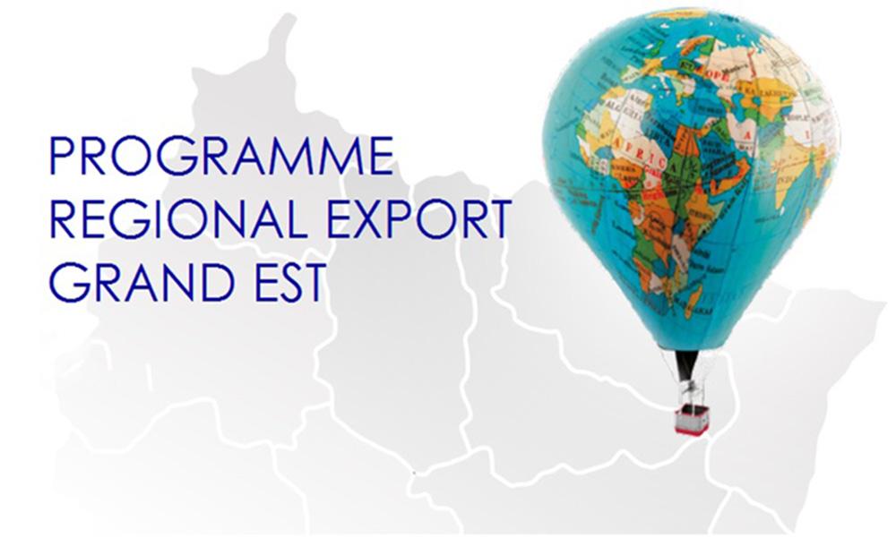 Subventions à l'export: le rôle de la région Grand Est