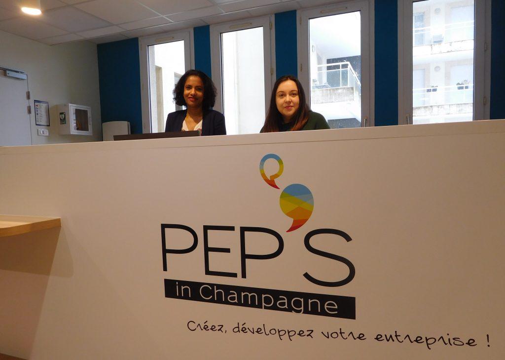 Créer et développer son entreprise avec Pep's in Champagne