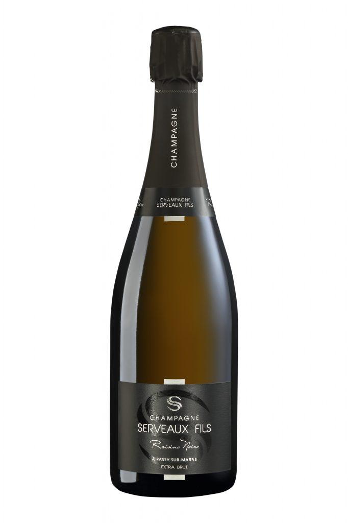 Champagne Serveaux Fils Raisins Noirs