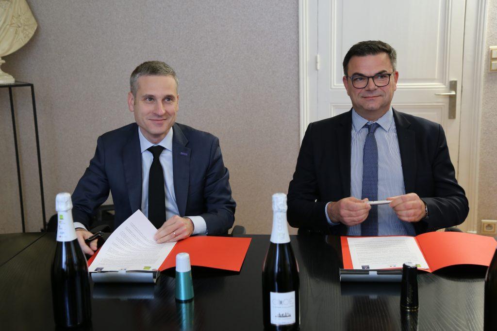 Le SGV et les Douanes s'unissent pour garantir l'authenticité du Champagne