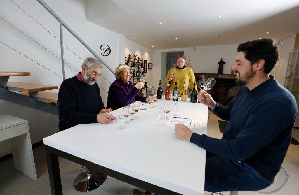 L'oenotourisme pour mettre en valeur le patrimoine viticole champenois