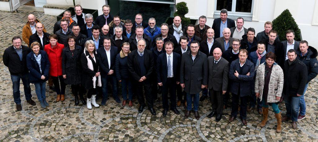Maxime Toubart réélu président, trois nouveaux entrants au bureau et sept nouveaux administrateurs