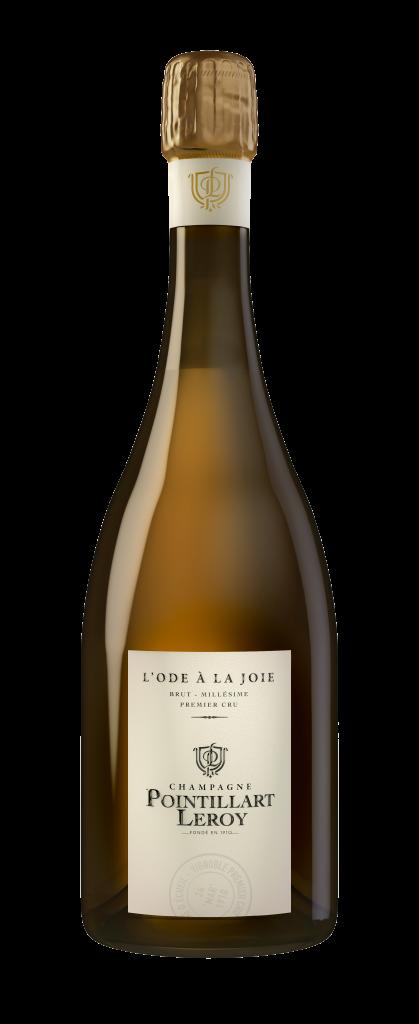 Champagne Pointillart-Leroy L'Ode à la Joie Millésime 2011