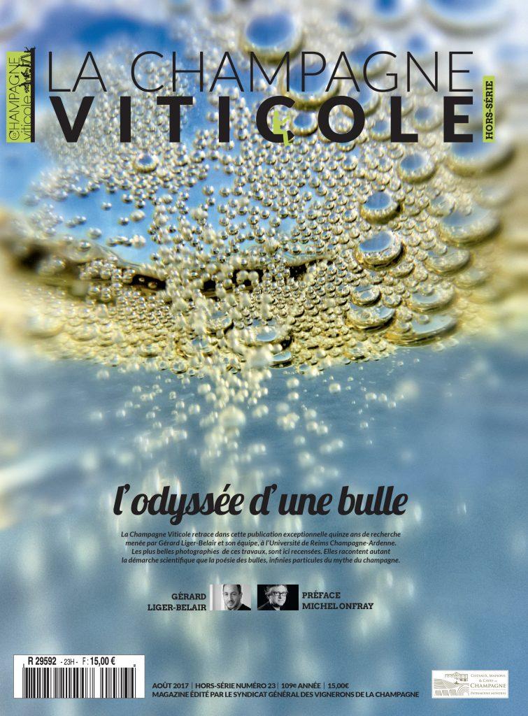 La meilleure une pour La Champagne Viticole