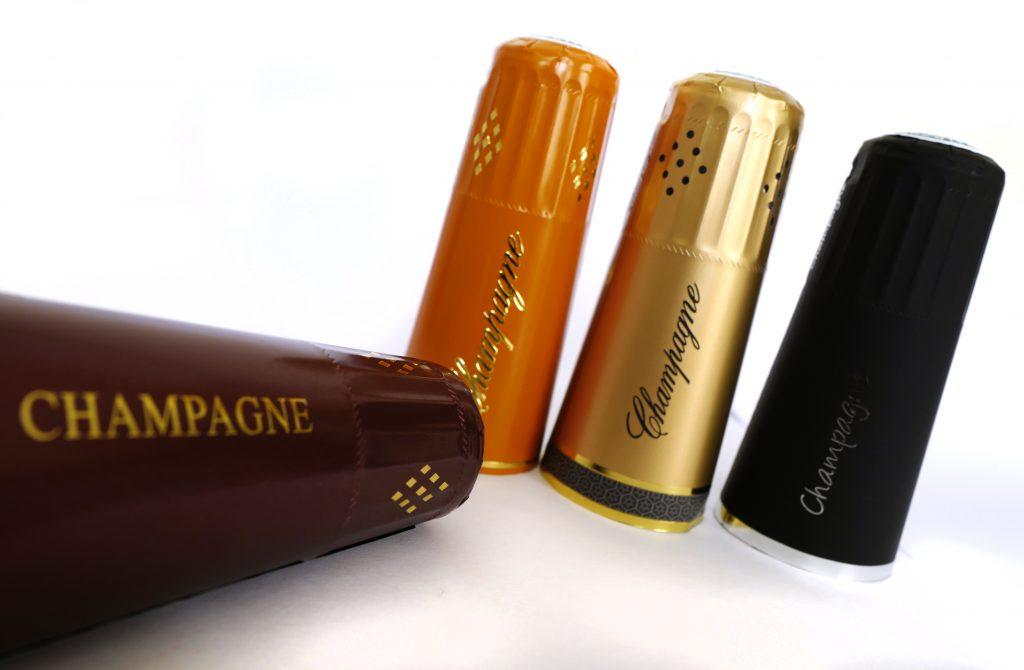 L'innovation au service de l'image du champagne