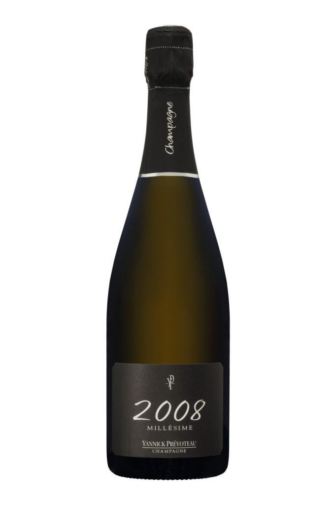 Champagne Yannick Prévoteau 2008