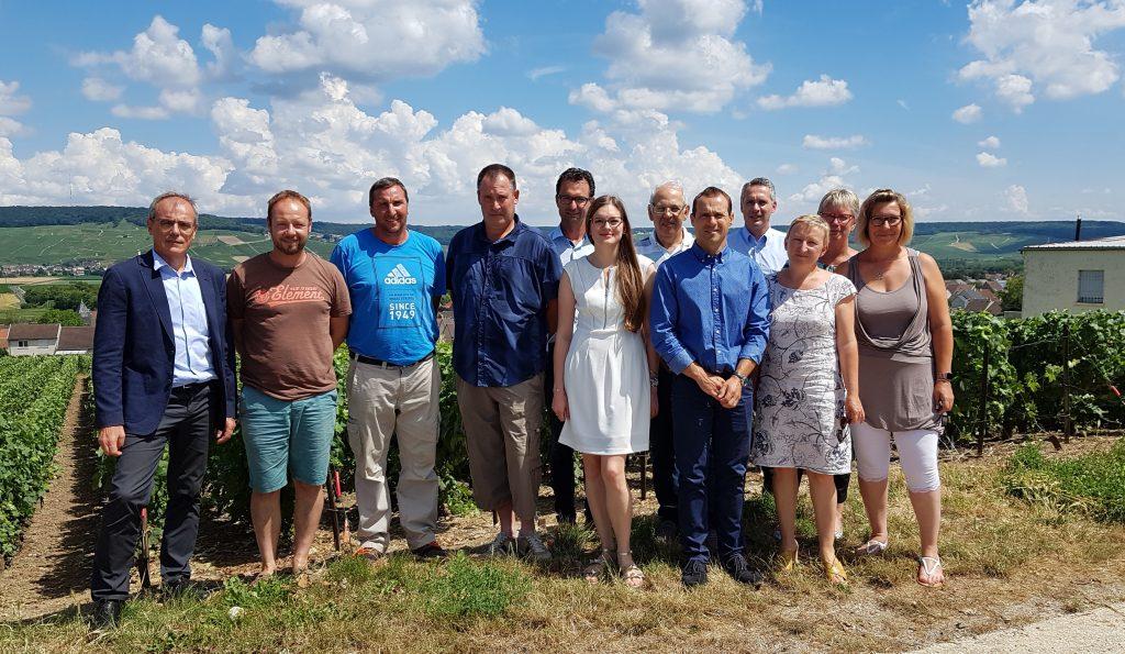 Une nouvelle synergie entre coopératives dans la Vallée de la Marne
