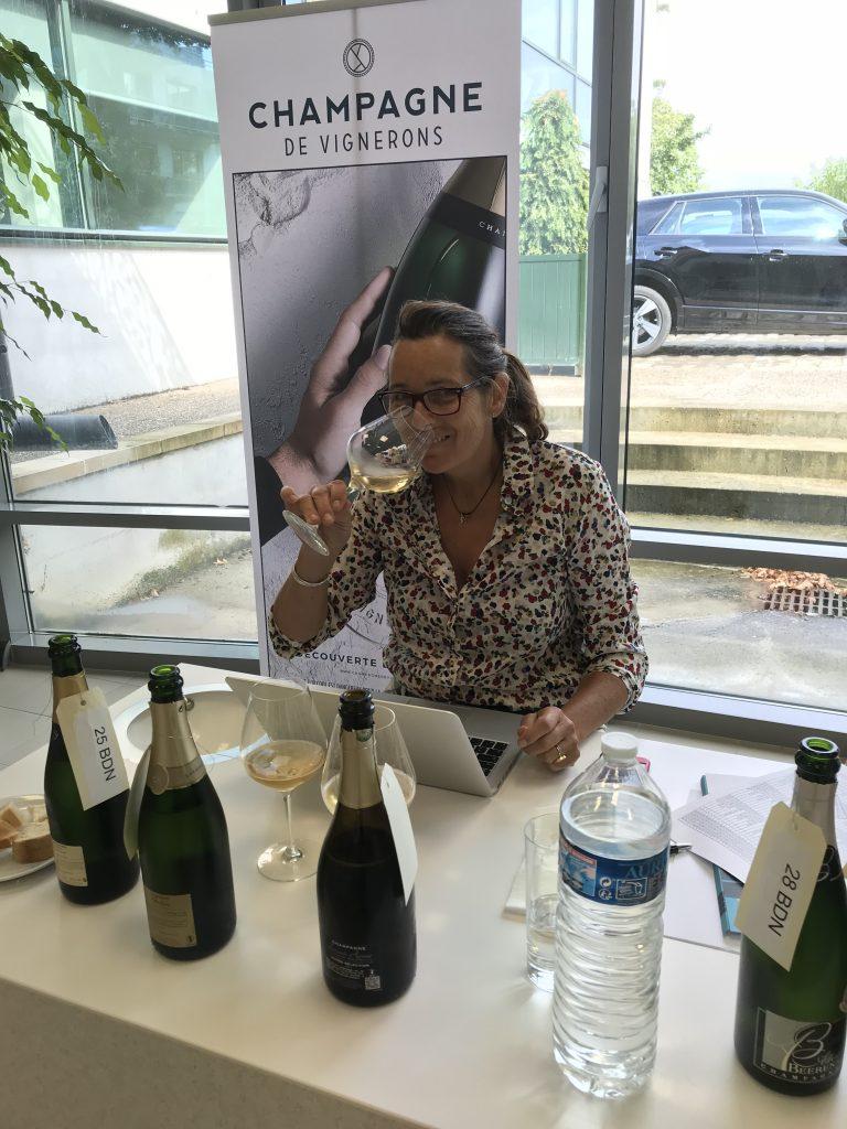 Des champagnes de vignerons dans Cuisine et Vins de France