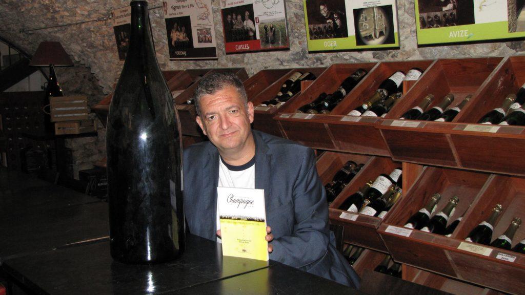 Le Monsieur champagne espagnol