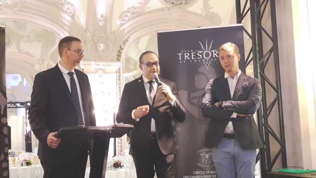Le club Trésors de Champagne présente son millésime Club 2013