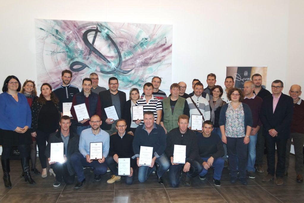 Union Auboise : 24 nouveaux ambassadeurs de la viticulture durable