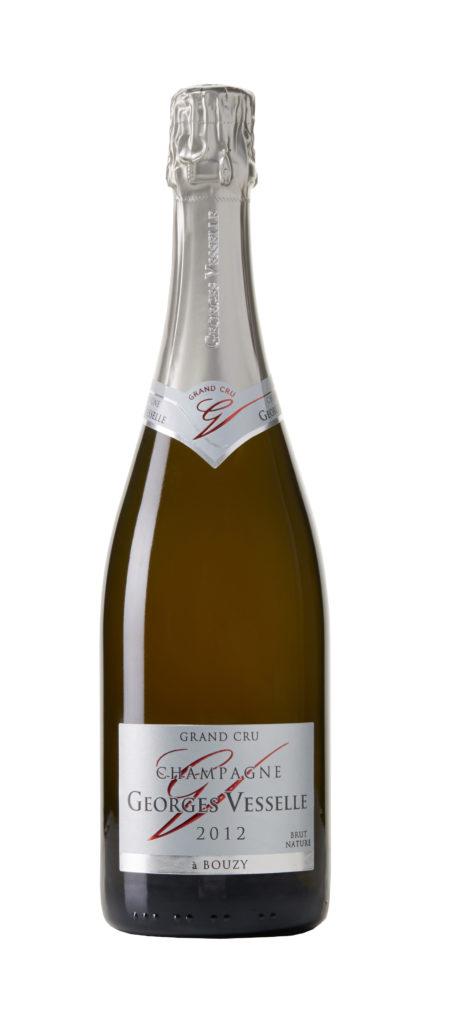 Champagne Georges Vesselle  Brut Nature Millésime 2012 – Grand Cru