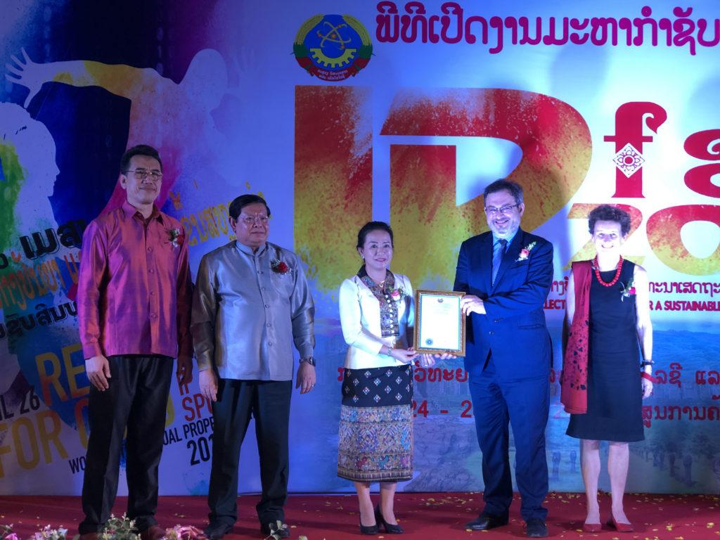 Le Cambodge et le Laos protègent désormais l'appellation Champagne
