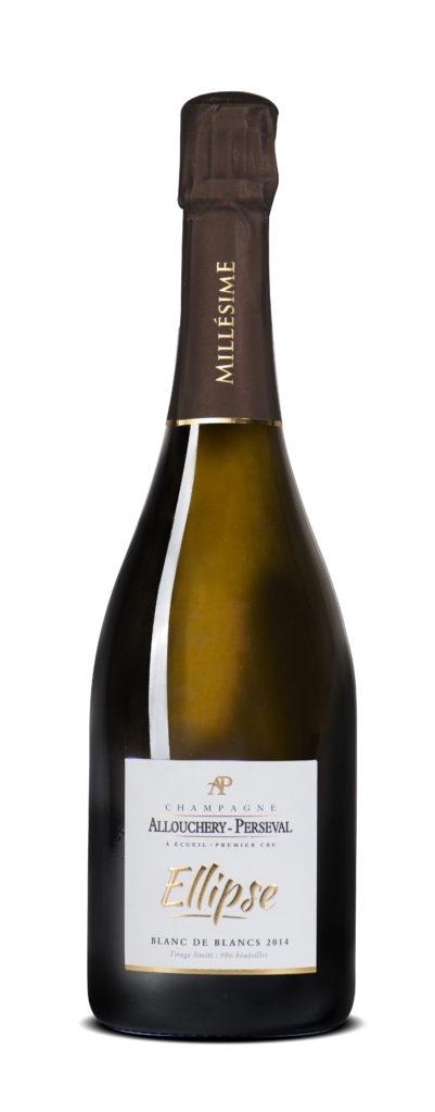 Champagne Allouchery-Perseval Ellipse 2014 – Blanc de Blancs – Extra Brut