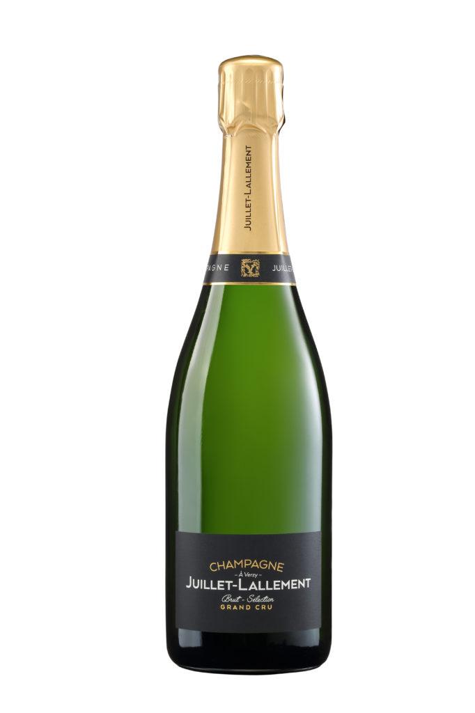 Champagne Juillet-Lallement Brut Sélection Grand Cru