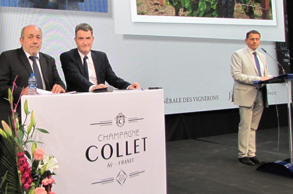 Résultats en progression et performance de la marque Collet