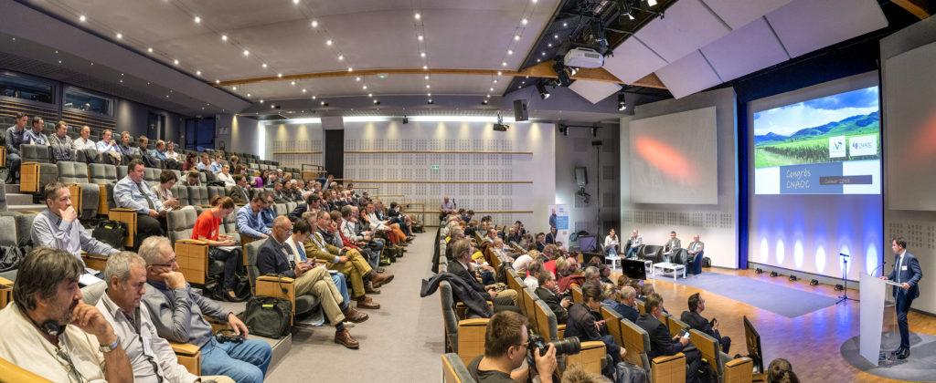 Au congrès 2019 de la Cnaoc, unanimité autour du prolongement des autorisations de plantation