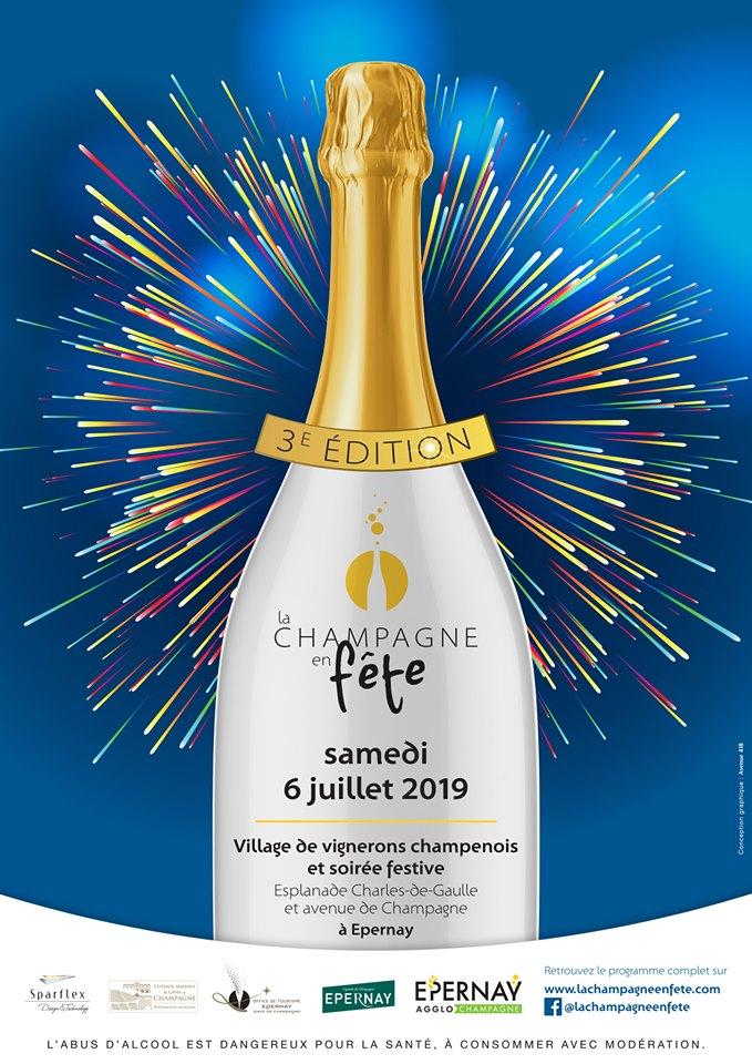 La Champagne en fête, festival d'animations et de spectacles