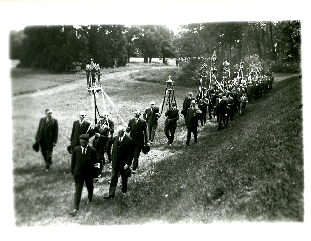 Le « Clos du souvenir et de la paix », une idée britannique de 1934 …