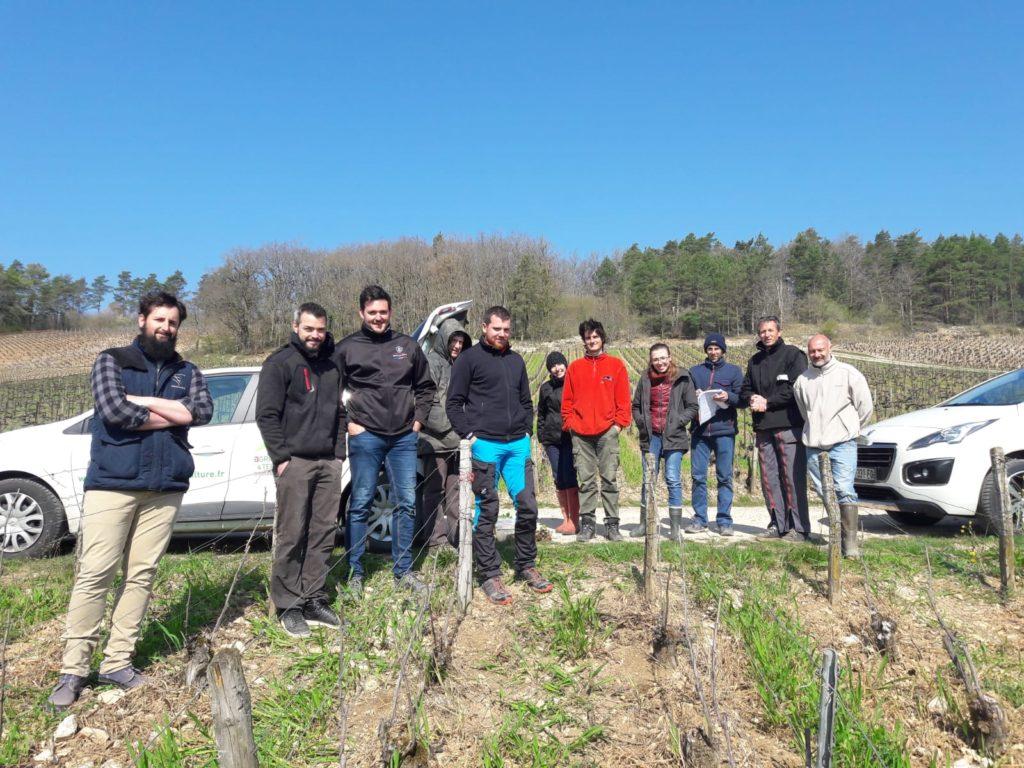 Réponses-échangesaux Journées agroéquipement en Champagne 2019