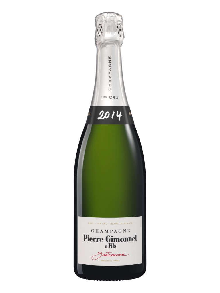 Champagne Pierre Gimonnet & Fils Brut Gastronome 1er Cru 2014