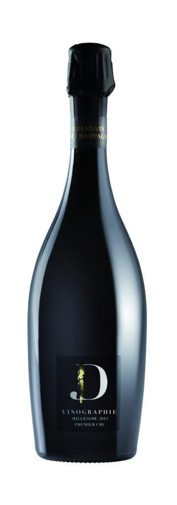 Champagne Jacquinet-Dumez – Vinographie Millésime 2013 Extra Brut Premier Cru