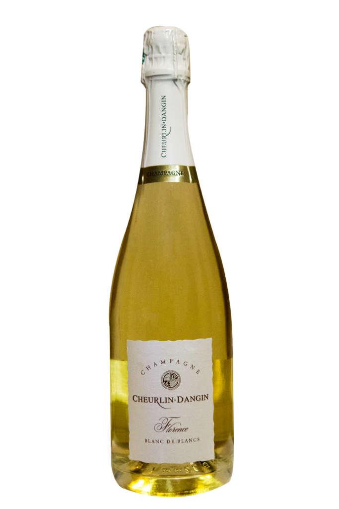 Champagne Cheurlin-Dangin Cuvée Florence Blanc de Blancs