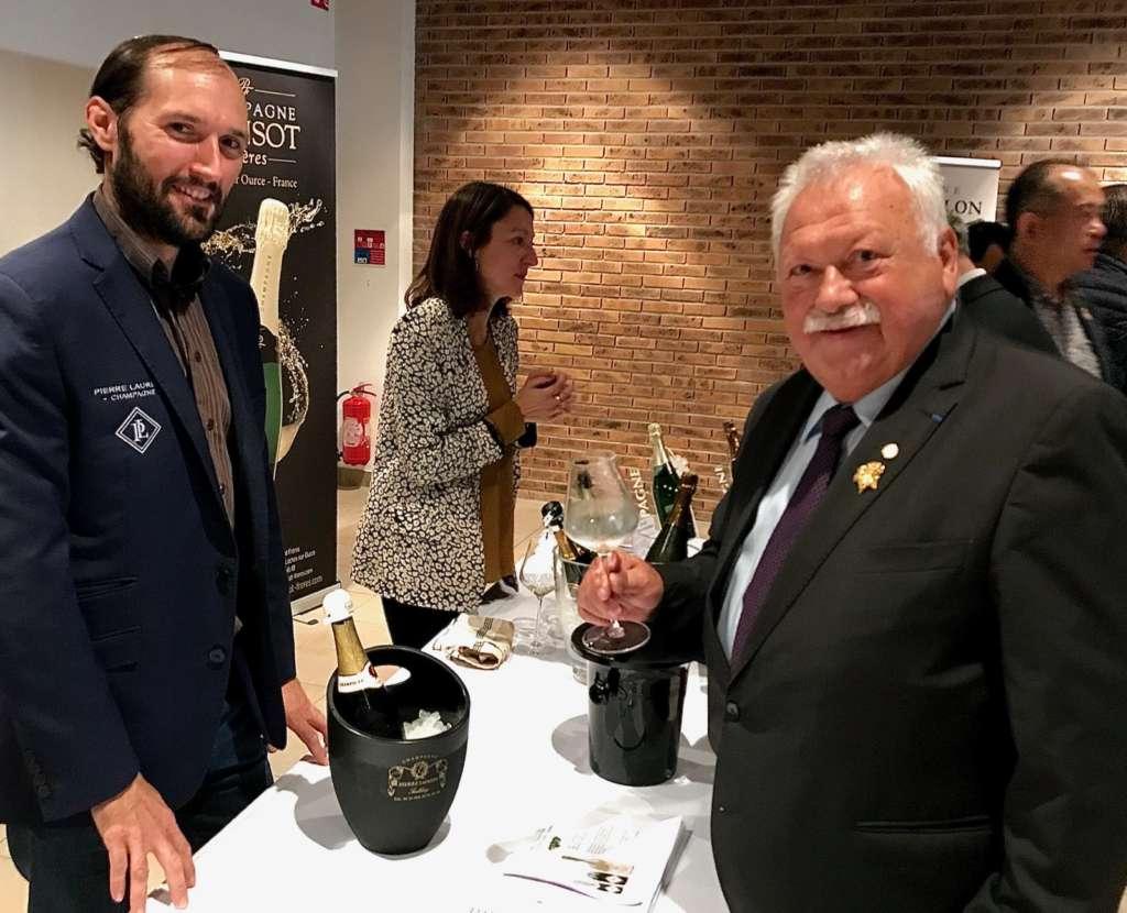 50 années célébrées en Champagne