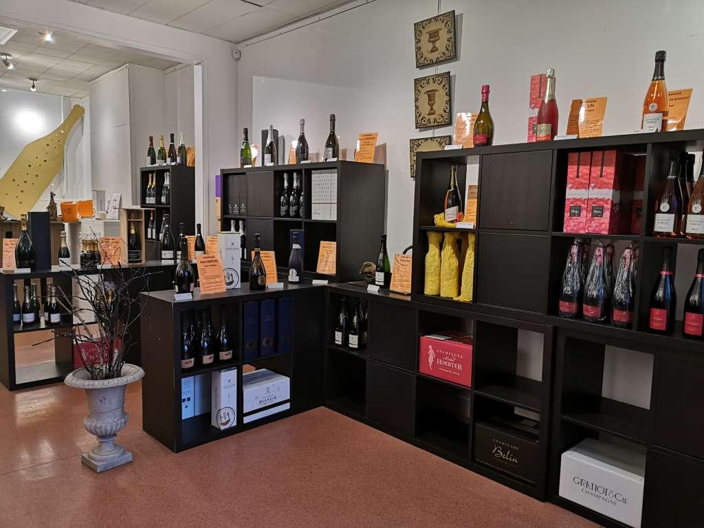 Nouveau succès pour la boutique éphémère Champagne et Vous