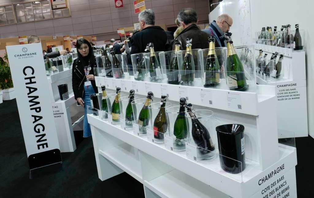 35 vignerons vont séduire les professionnels du vin