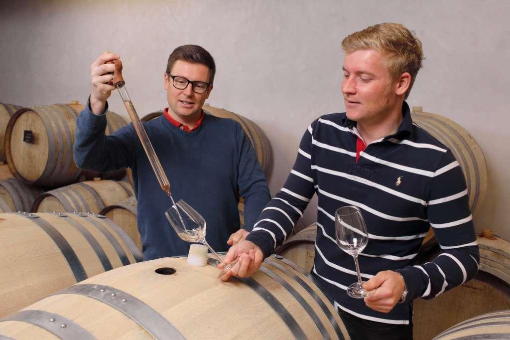 La 5e génération redevient vigneronne
