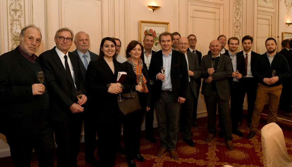 Le SGV solidifie ses liens avec les parlementaires champenois