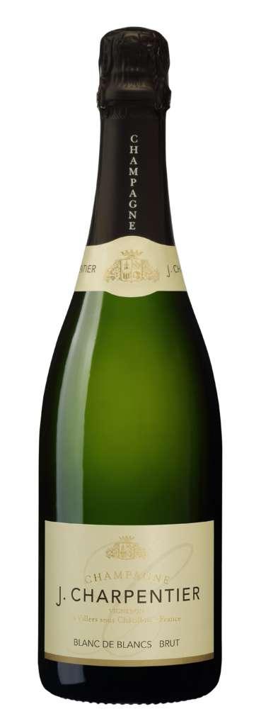 Champagne J. Charpentier – Blanc de Blancs Brut