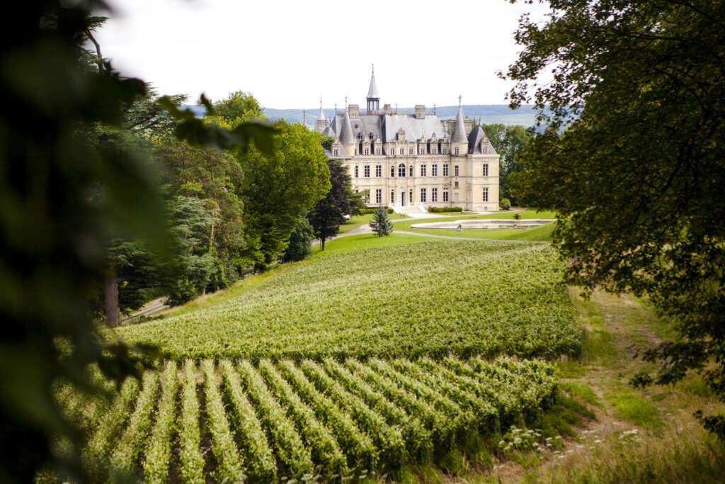 Boursault: le vignoble dans un écrin
