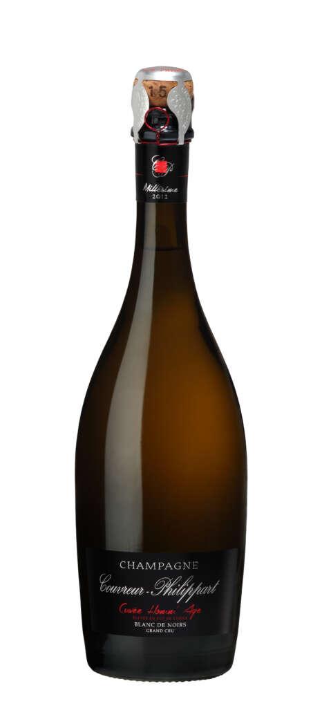 Champagne Couvreur Philippart Cuvée Homm'Age Blanc de Noirs