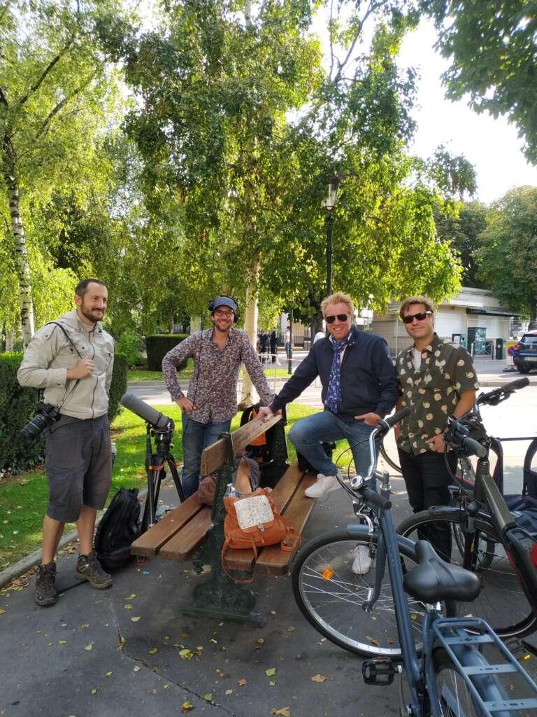 La Champagne à vélo bientôt sur France TV